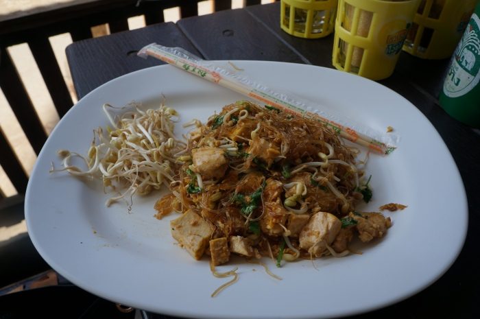 Brian's Top Pick: Chicken Pad Thai in Pai