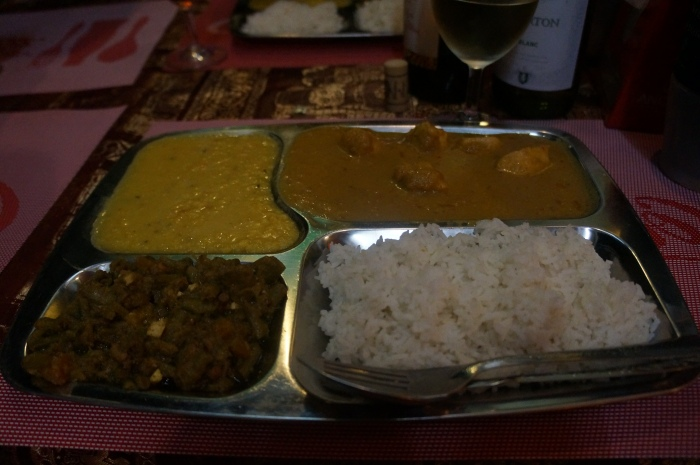 Alison's Top Pick: Indian Meal in Siem Reap