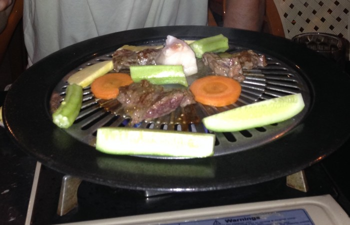 Brian's Pick: Korean BBQ in Kampong Cham