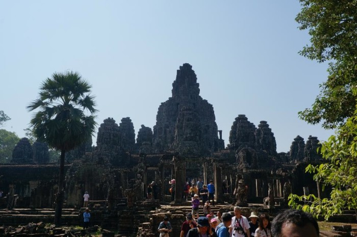 It's easy to see why so many people flock to Siem Reap to explore the ancient ruins of Angkor Wat