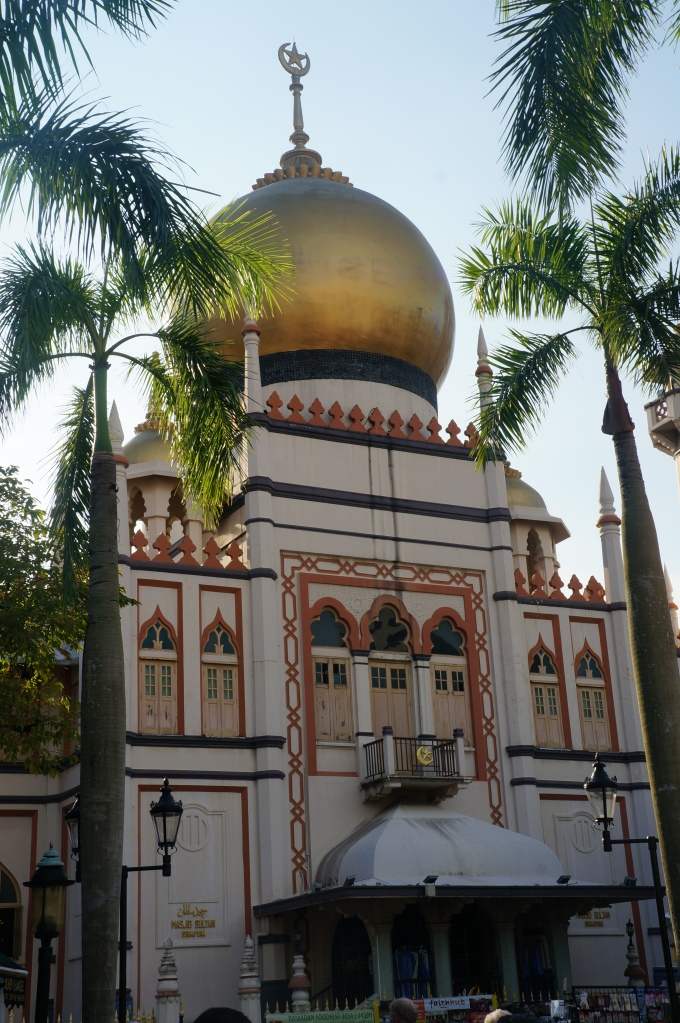 Masjid Sultan is one of the most important mosques in Singapore.