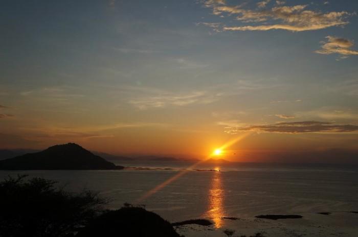 Epic Kanawa sunset
