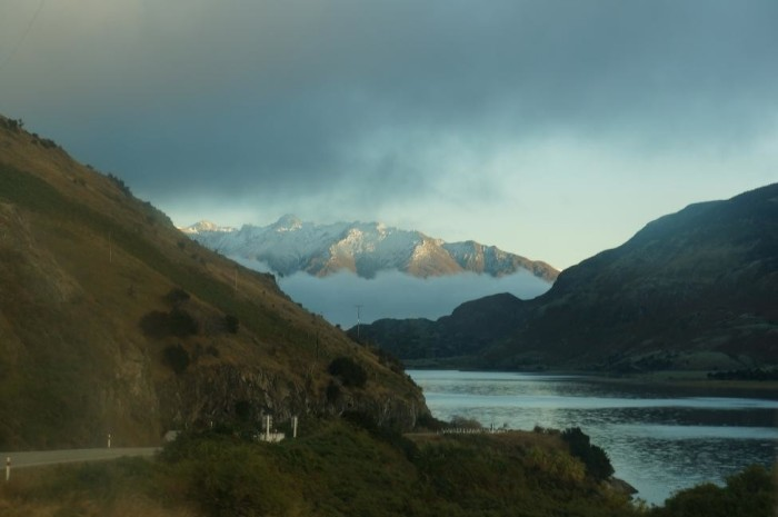 Drive from queenstown to franz josef