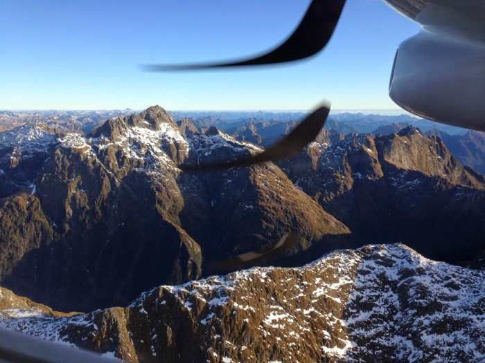 Scenic Milford Sound Flight